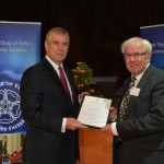 Deighton Into Sport receives the Duke of York's Award for service to the Community